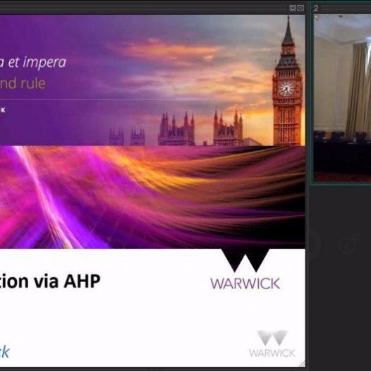 User-need elicitation via AHP